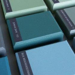 Più di 100 colori nella collezione di Paintmakers