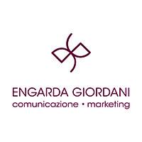 Engarda Giordani Comunicazione logo