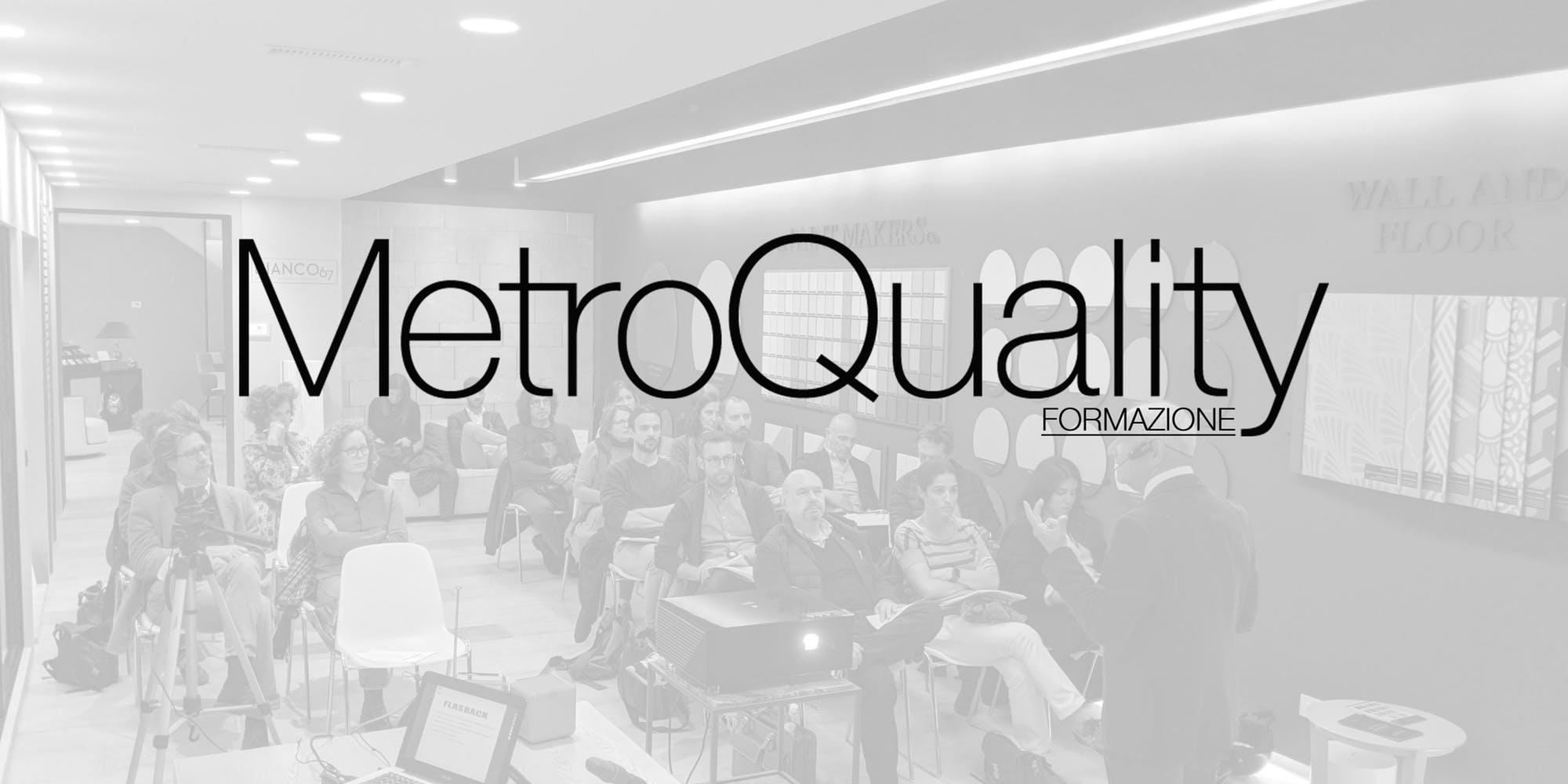 MetroQuality Formazione