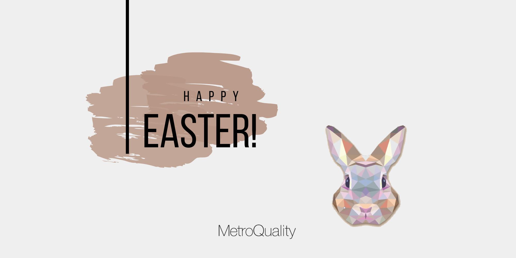 MetroQuality Auguri Pasqua 2020