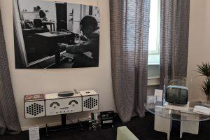 Radiofonografo BRIONVEGA - des. Achille Castiglioni